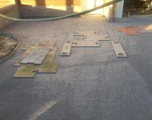 beton amprentat bucuresti