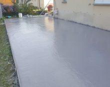 beton amprentat ilfov